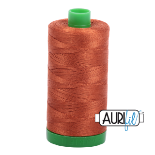 Aurifil 40 Cotton Thread - 2390 (Mid Brown)